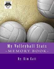 My Volleyball STATS