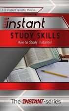 Instant Study Skills
