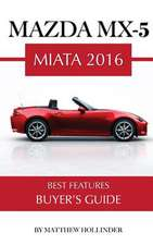 Mazda MX-5 Miata 20016