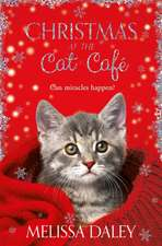 Daley, M: Christmas at the Cat Cafe