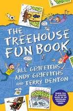 Griffiths, A: Treehouse Fun Book