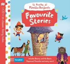 Books, C: Favourite Stories Audio