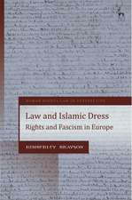 Law and Islamic Dress: Rights and Fascism in Europe