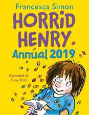 Horrid Henry Annual 2019