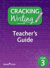 Cracking Writing Year 3