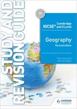 Cambigcse&olevel Geography Study & Revision Guide Revised Edition