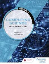 National 5 Computing Science: Second Edition