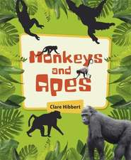Reading Planet KS2 - Monkeys and Apes - Level 4: Earth/Grey band
