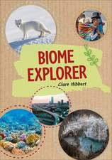 Reading Planet KS2 - Biome Explorer - Level 3: Venus/Brown band