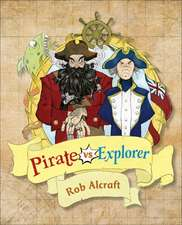 Reading Planet KS2 - Pirate v. Explorer - Level 1: Stars/Lime band