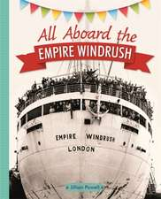 Reading Planet KS2 - All Aboard the Empire Windrush - Level 4: Earth/Grey band