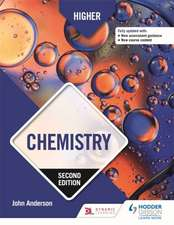 Higher Chemistry: Second Edition