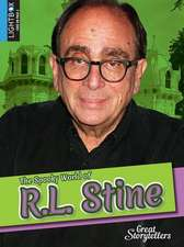 The Spooky World of R.L. Stine