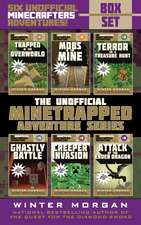 An Unofficial Minetrapped Adventure Series Box Set