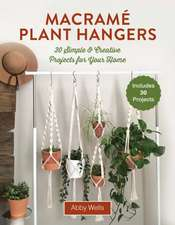 Macramé Plant Hangers: Creative Knotted Crafts for Your Stylish Home