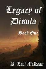 Legacy of Disola