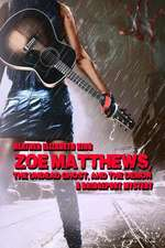 Zoe Matthews, the Undead Ghost, and the Demon