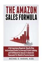 The Amazon Sales Formula