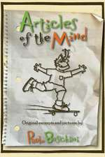 Articles of the Mind