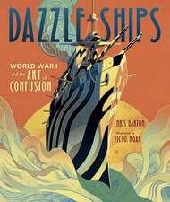 Dazzle Ships Dazzle Ships