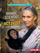 Animal Scientist and Activist Jane Goodall