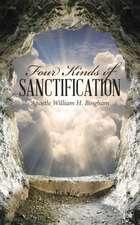 Four Kinds of Sanctification