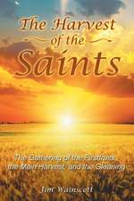 The Harvest of the Saints: The Gathering of the Firstfruits, the Main Harvest, and the Gleaning