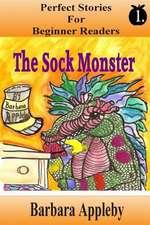 Perfect Stories for Beginner Readers - The Sock Monster