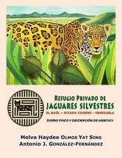 Refugio Privado de Jaguares Silvestres de El Baul, Estado Cojedes, Venezuela.