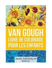 Van Gough Livre de Coloriage Pour Les Enfants