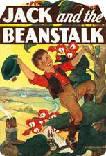 Jack and the Beanstalk Shape Book