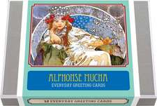 Alphonse Mucha - Everyday Boxed Cards: 12 Blank Greeting Cards