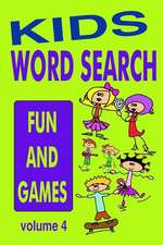 Kids Word Search Volume 4
