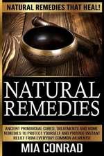 Natural Remedies - MIA Conrad