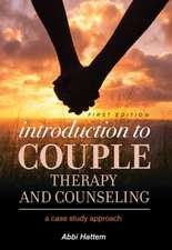 Introduction to Couple Therapy and Counseling