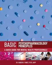 Basic Psychopharmacology Principles