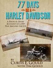 77 Days on a Harley Davidson