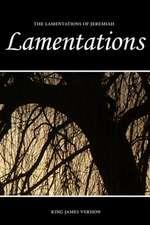 Lamentations (KJV)