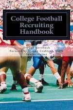 College Football Recruiting Handbook