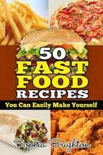 50 Fast Food Recipes