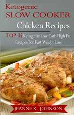 Ketogenic Slow Cooker Chicken Recipes