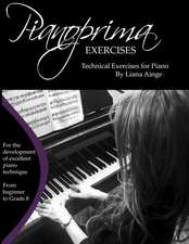 Pianoprima Exercises