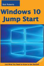 Windows 10 Jump Start