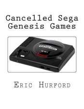 Cancelled Sega Genesis Games