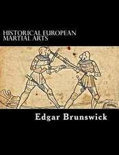 Historical European Martial Arts