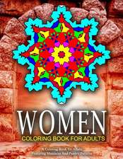 Women Coloring Books for Adults, Volume 6