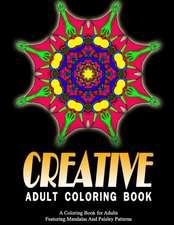 Creative Adult Coloring Books, Volume 19