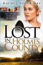 Lost in Holmes County:  Amish Romance Mystery