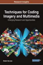 Techniques for Coding Imagery and Multimedia