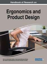 Theories, Methods, and Applications in Ergonomics and Product Design